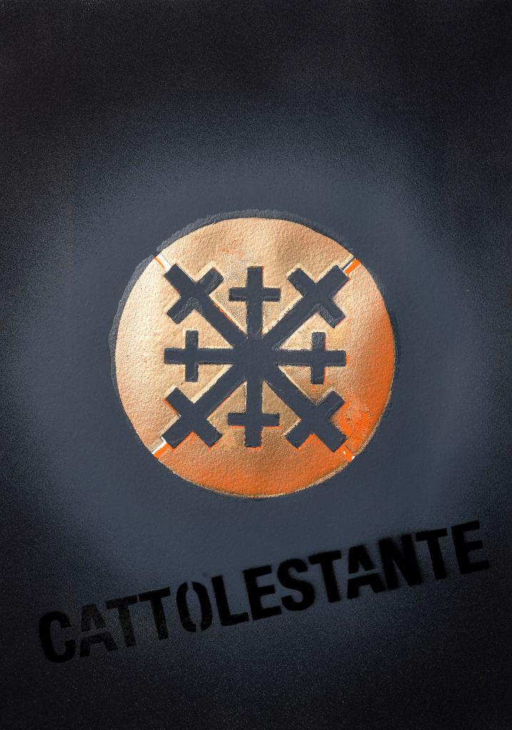 CATTOLESTANTE cm H42 x 30
